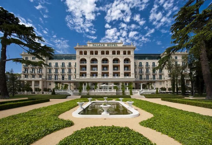 Курорт Порторож и отель на море, Словения