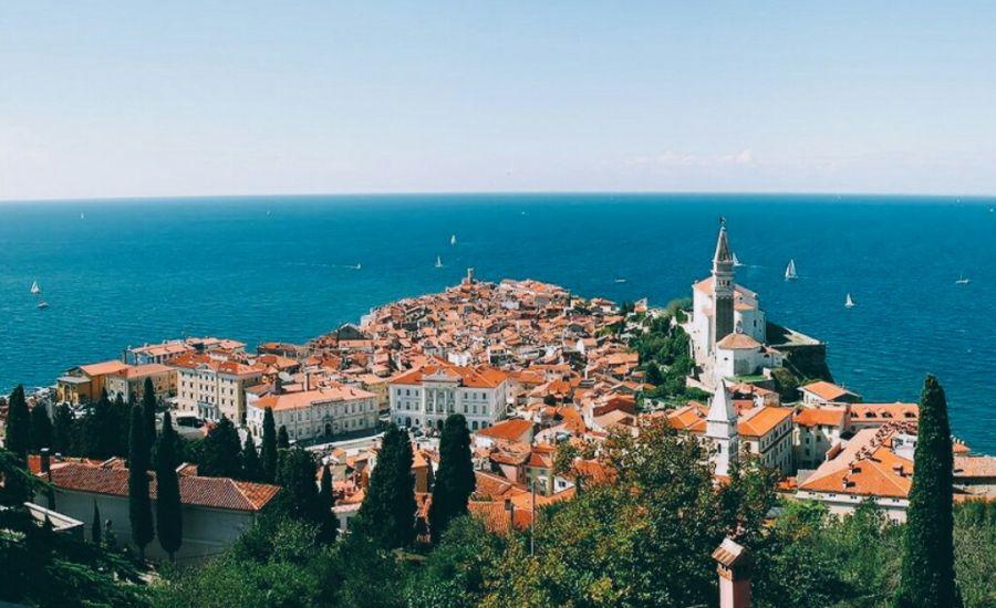 Город Копер, Словения