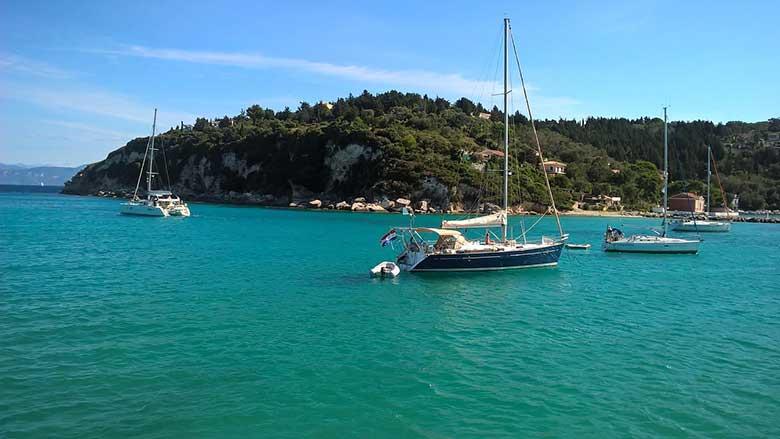 Остров Корфу, Греция - лучшие острова для отдыха