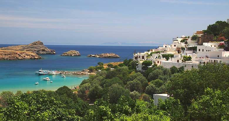 Родос - остров Греции для отдыха
