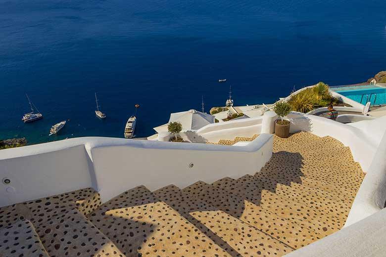 Лучшие острова Греции для отдыха - Санторини
