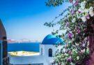 Острова в Греции для отдыха - Санторини