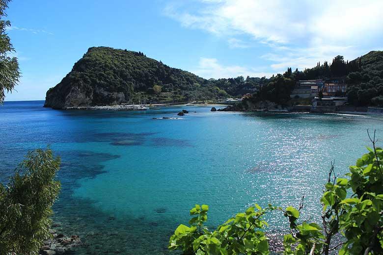 Достопримечательности острова Корфу, Греция