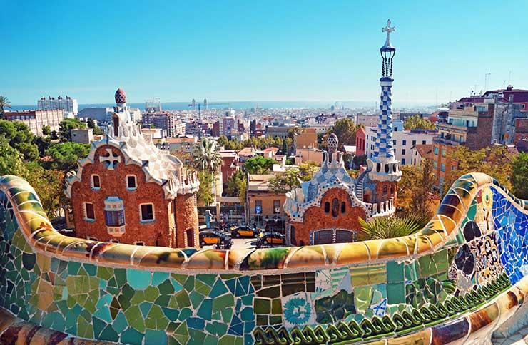 Парк Гуэль в Барселоне - как добраться, купить билеты на официальном сайте