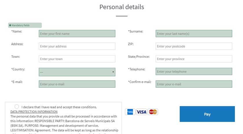 Как купить билеты в Парк Гуэль онлайн, официальный сайт, инструкция