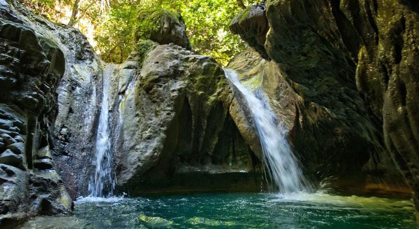 Лучшее в Доминикане: водопады Дамаджагуа