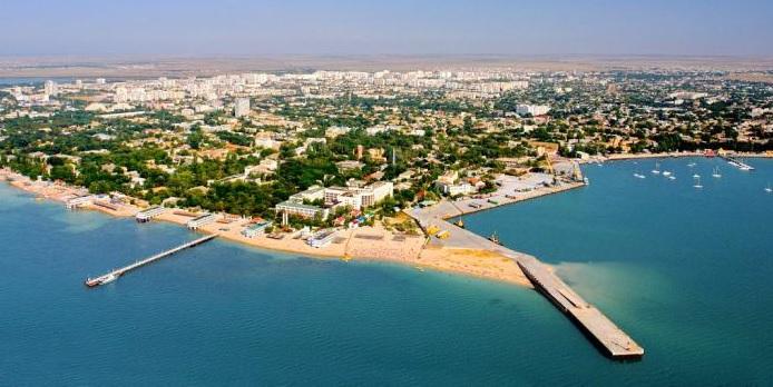 Лучшие отели Крыма для отдыха с детьми, Евпатория