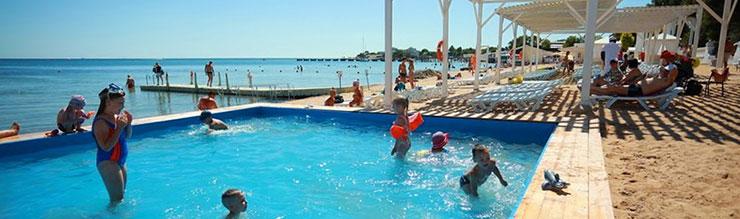 Лучшие отели Крыма для отдыха с детьми, Империя, Евпатория