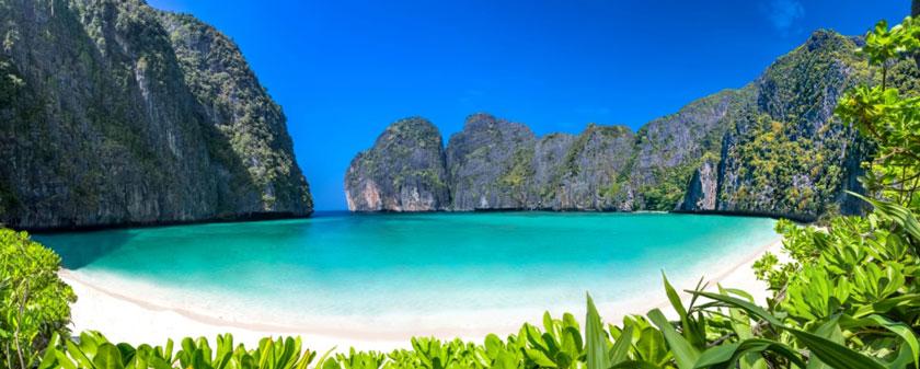 Лучшие острова Тайланда для отдыха - Пхи Пхи Лей, Пхи Пхи Дон