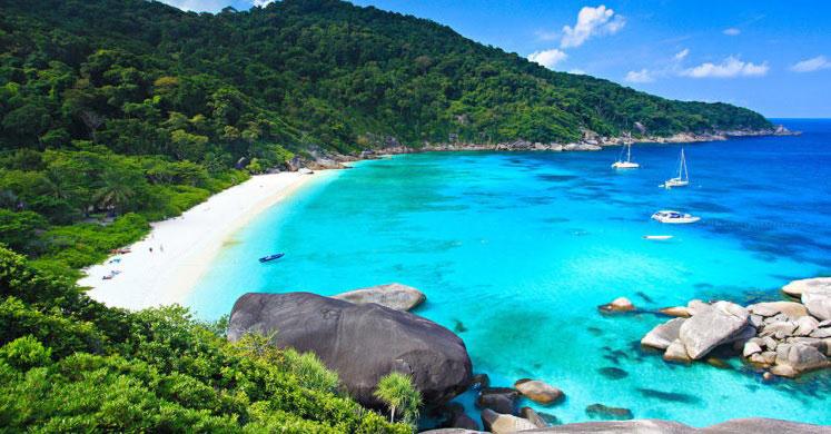 Лучшие острова Тайланда для отдыха - Симилан, Симиланские острова