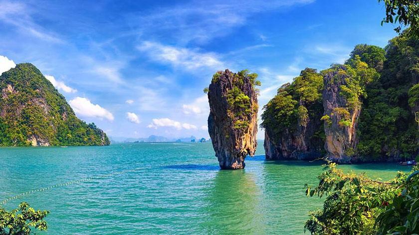 Остров Джеймса Бонда Тайланд, Ко Тапу
