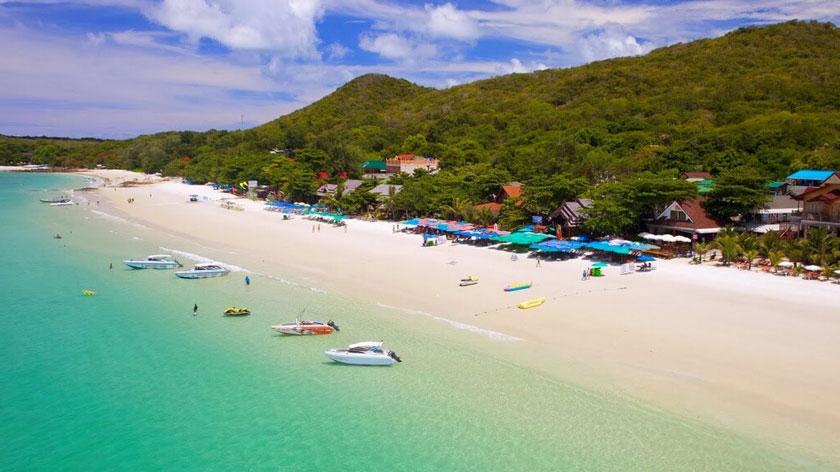 Лучшие острова Тайланда для отдыха - Ко Лан, Паттайя