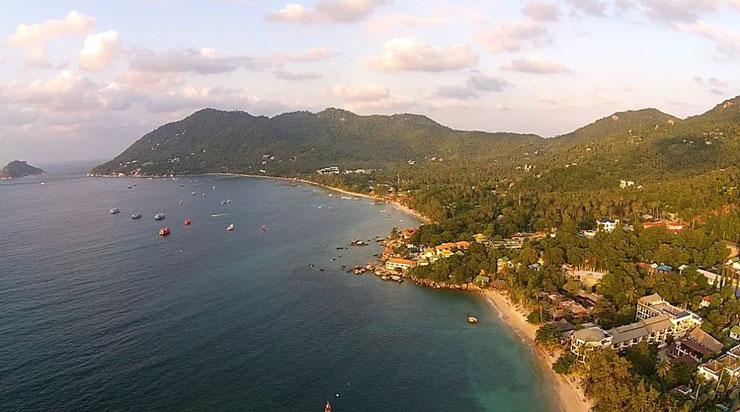 Остров Ко Тау Тайланд