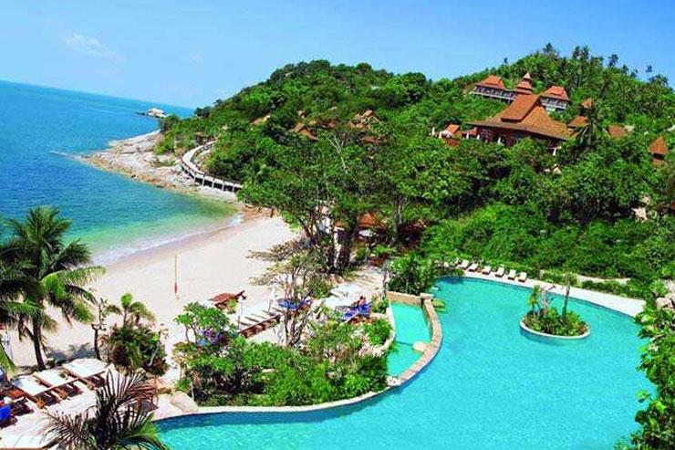 Остров Панган Тайланд для отдыха