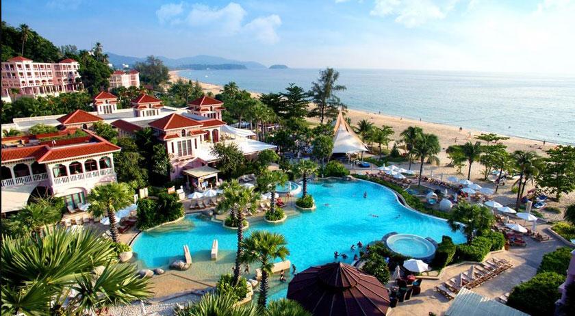 Отели Пхукета, где остановиться на Пхукете, Тайланд