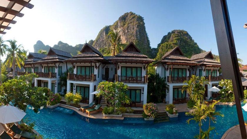 Полуостров Рейли Тайланд - где остановиться, отели на Рейли Бич